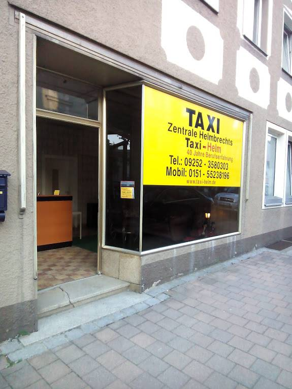 Taxi Bad Steben