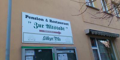 Pension u. Restaurant Zur Altstadt in Gnoien