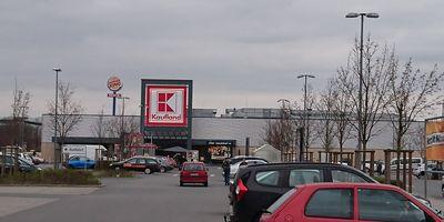 Kaufland in Rüsselsheim