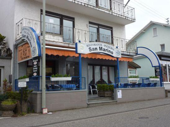 San Marino Pizzeria Eiscafé - 4 Bewertungen - Frickhofen Gemeinde ...