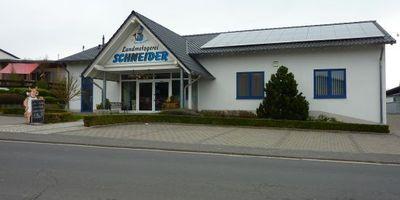 Schneider Landmetzgerei u. Imbissbetriebe GmbH Metzgerei in Dorndorf Gemeinde Dornburg in Hessen