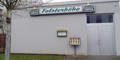 Fölsterhöhe in Saarbrücken