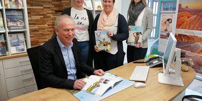 Henning Schneider Reisebüro in Werther in Westfalen