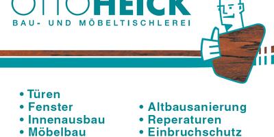 Tischlerei Otto Heick, Inh. Rolf Kaiser - Bau- und Möbeltischlerei in Lübeck