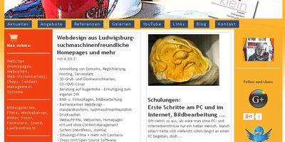 klein.multimediadesign Christiane Klein in Ludwigsburg in Württemberg