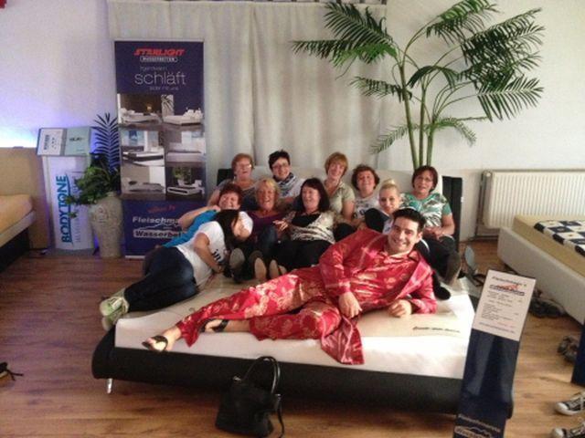 bilder und fotos zu fleischmanns wasserbetten in schalkau sturmgasse. Black Bedroom Furniture Sets. Home Design Ideas