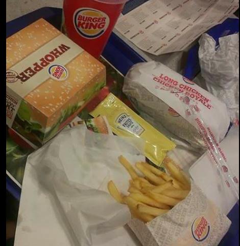 Burger King In Karlsruhe Innenstadt West Im Das