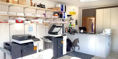 CopyShop PrintExpress Druckerei in Husum an der Nordsee