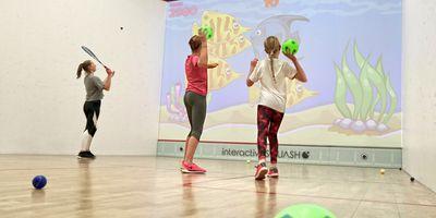 Pink Power Fitness Squash Klettern in Böblingen