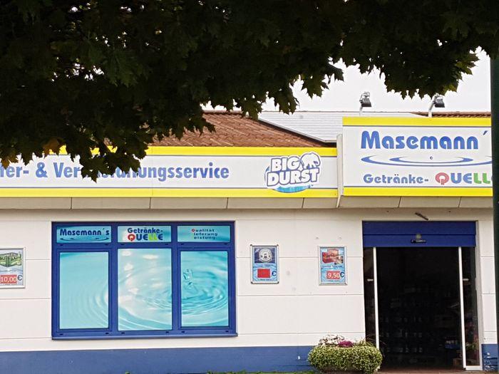 Masemann\'s Getränke-Quelle in Sulingen ⇒ in Das Örtliche