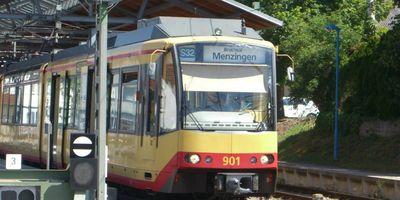 Albtal-Verkehrs-Gesellschaft mbH (AVG) in Karlsruhe