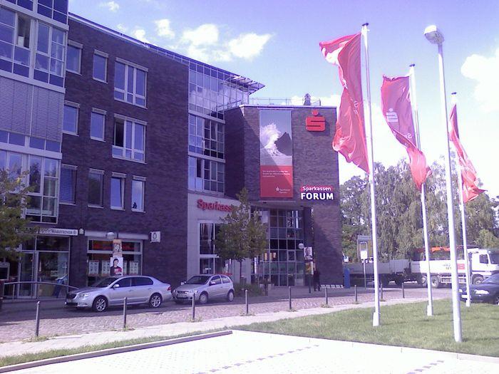 Sparkasse Barnim Hauptstelle - 2 Bewertungen - Eberswalde ...