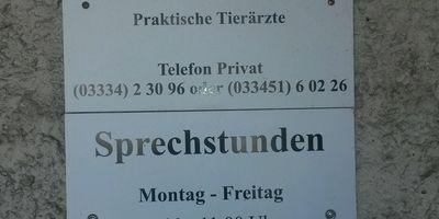 Tierarztgemeinschaftspraxis Lemke u. Dehmelt Dres. in Eberswalde