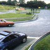 ADAC Verkehrsübungsplatz in Frankfurt am Main