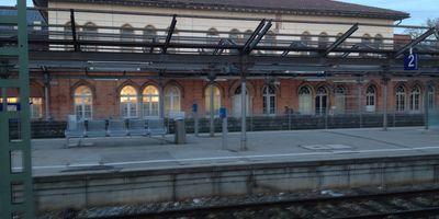 Bahnhof Starnberg in Starnberg