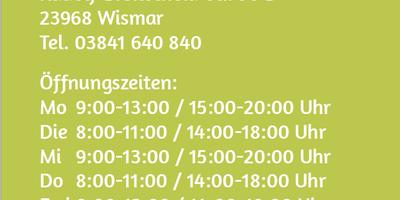 Metime Wismar in Wismar in Mecklenburg
