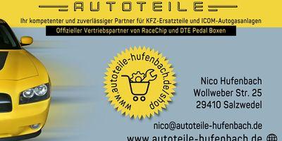 Autoteile Hufenbach in Salzwedel