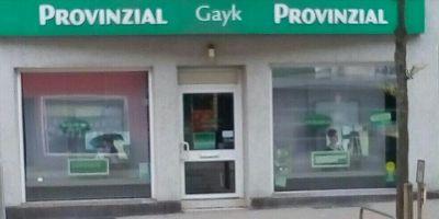 Provinzial Geschäftsstelle Gayk Hans-Jürgen Versicherungen in Gelsenkirchen