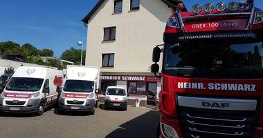 Heinrich Schwarz GmbH / Umzüge & Möbelspedition / Bonn in Bad Honnef