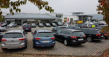 Auto-Center Sonneberg GmbH & CO KG in Sonneberg in Thüringen