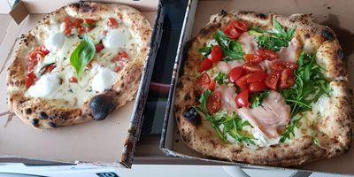 L'Artista Pizza Napoletana in Stuttgart