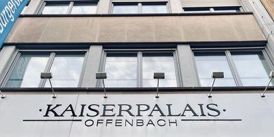 KJP im Kaiserpalais - Kinder- und jugendpsychiatrische Praxis - Jörg Lüders-Heckmann in Offenbach am Main