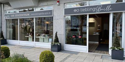 lieblingsBrille Augenoptiker in München