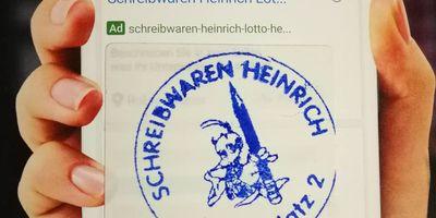 Heinrich Schreibwaren in Königsbrunn bei Augsburg