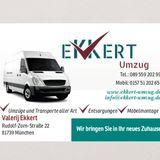 EKKERT Umzug in München
