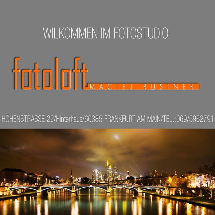 Fotostudio Fotoloft Rusinek Maciej In Frankfurt In Das örtliche