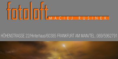 Fotoloft Rusinek, Maciej in Frankfurt am Main