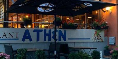 Gaststätte Athen in Schkeuditz