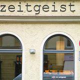 Cafe Zeitgeist in München