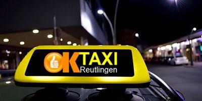 OK Taxi Reutlingen in Reutlingen