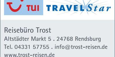 TUI TRAVELStar Reisebüro Trost in Rendsburg