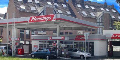 Shell-Tankstelle Mosler in Neukirchen Stadt Neukirchen-Vluyn