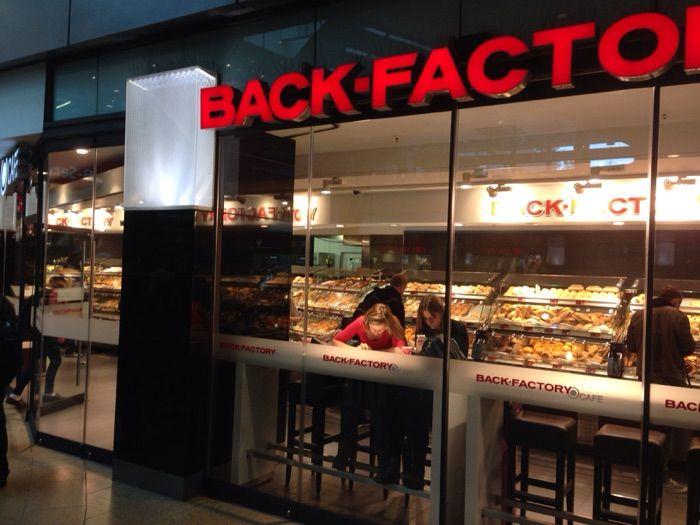 Back Factory Hannover Hauptbahnhof Hbf Raschplatz 5 Bewertungen
