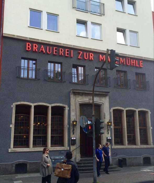 Malzmühle In Köln