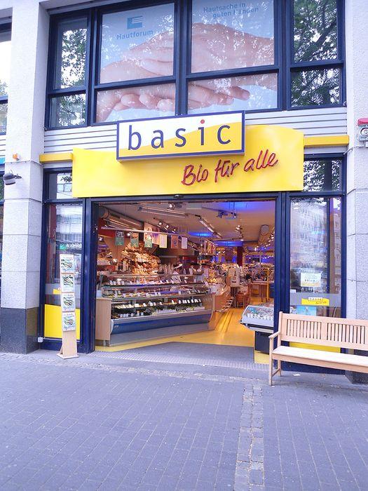 basic bio supermarkt 6 bewertungen altstadt stadt k ln neustadt s d hohenstaufenring golocal. Black Bedroom Furniture Sets. Home Design Ideas