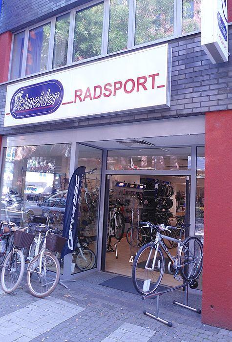 Radsport Schneider - 1 Bewertung - Köln Altstadt-Nord - Hohe Straße ...