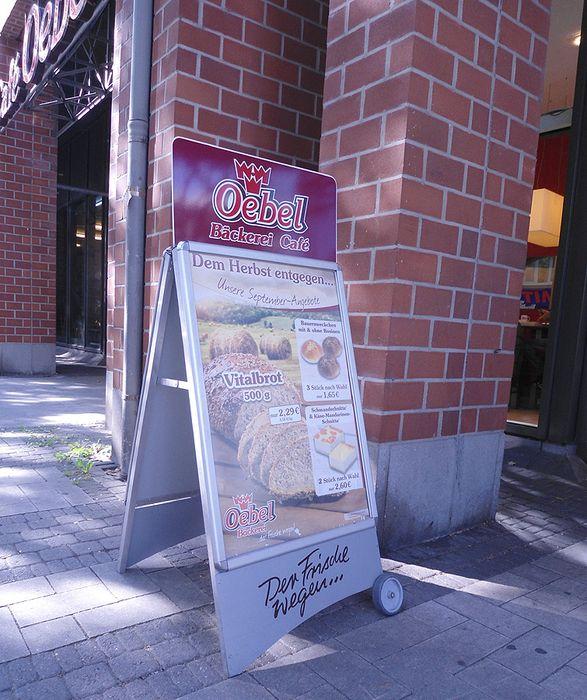 Bäckerei Café Brüder Oebel Hohestraße Köln 3 Bewertungen