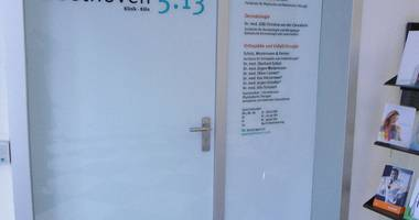 Beethoven 5.13 Klinik-Köln in Köln