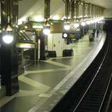 U-Bahnhof Rathaus Spandau in Berlin