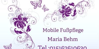 Behm Maria Mobile Fußpflege in Wolgast