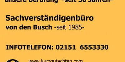 Immobilien- und Sachverständigenbüro von den Busch in Krefeld