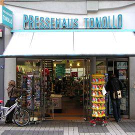 Pressehaus Tonollo in Göttingen