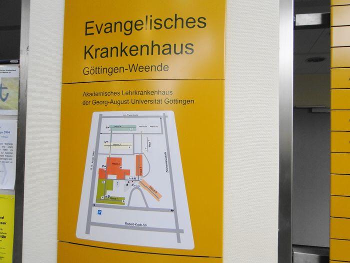 Ev  Krankenhaus Göttingen-Weende in Göttingen ⇒ in Das Örtliche