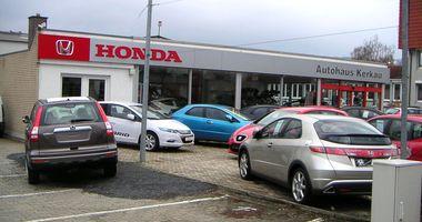Autohaus Kerkau GmbH HONDA in Einbeck
