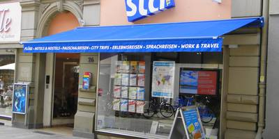 STA Travel - Reisebüro in Göttingen