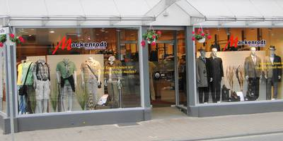 Mackenrodt Mode f. Männer GmbH in Einbeck